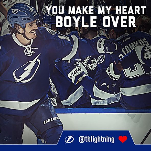 hilarious tampa bay lightning valentine s cards photo