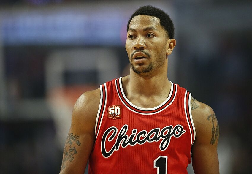 c4a83157db4 NBA free agency  10 destinations for Derrick Rose in 2017