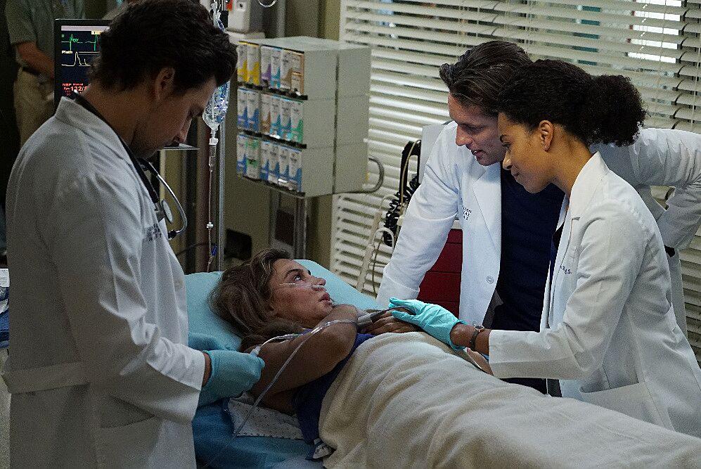 Grey\'s Anatomy season 13, episode 14: Back Where You Belong recap