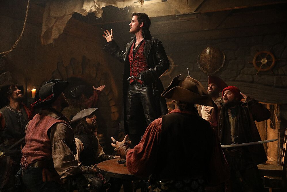 Once Upon a Time recap season 6, episode 20: The Song in Your Heart