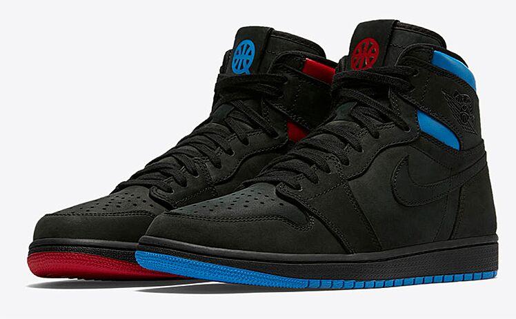 0e060184add9 Nike Air Jordan 1 Quai 54 sneaker release date info