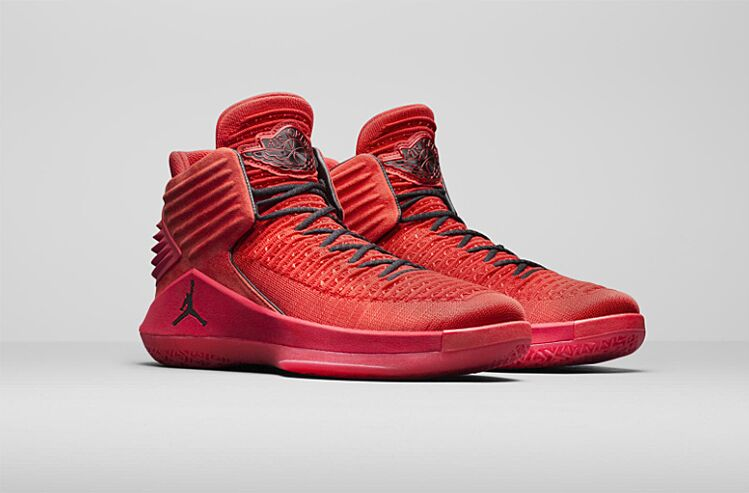 9b0a217cac7771 Nike and Jordan Brand unveil the Air Jordan 32 at an event in Italy