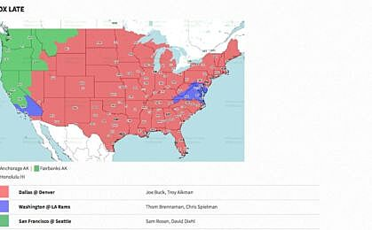 The 506 Nfl Maps - #GolfClub  Nfl Maps on
