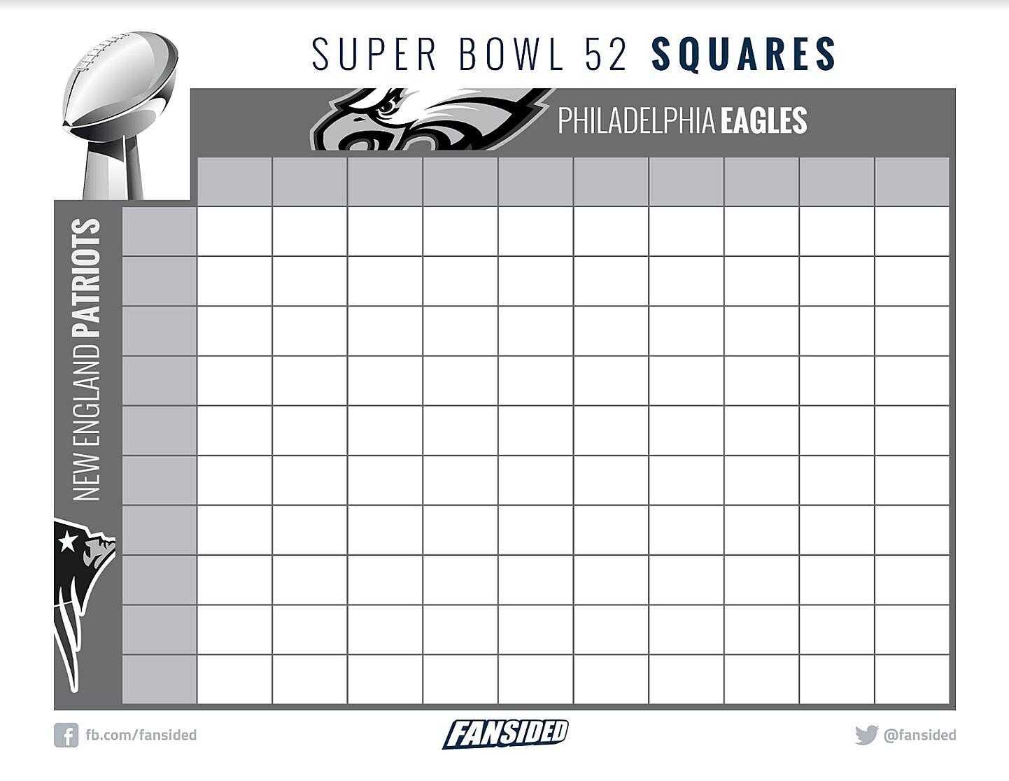 Super bowl 52 bingo and squares next top 25 super bowl moments of all time maxwellsz