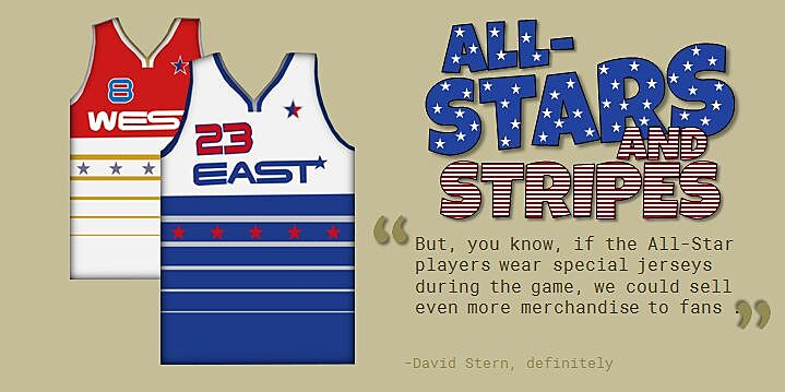 69be5a41120 A history of NBA All-Star Game fashion