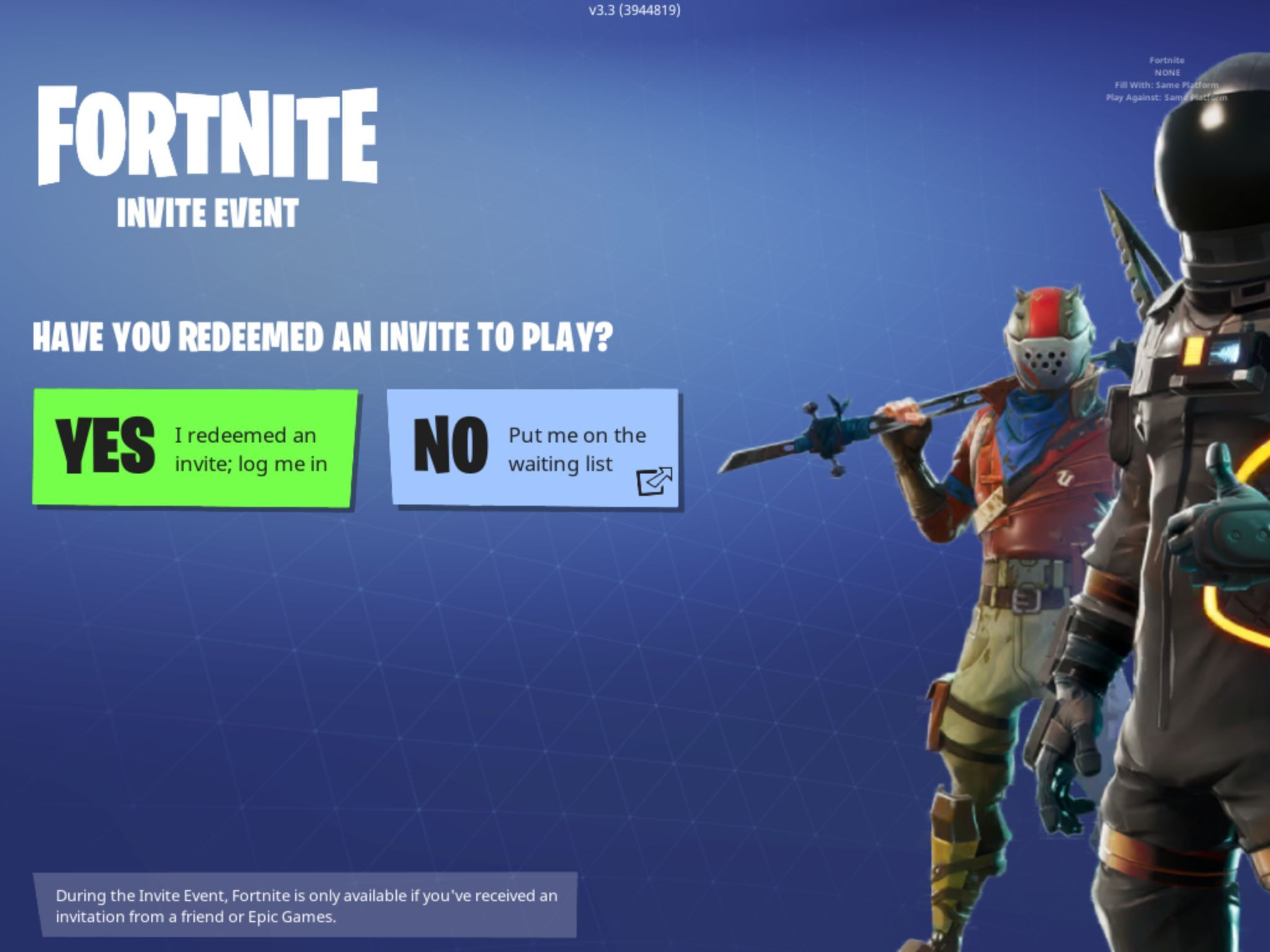 How To Get A Fortnite Invite For Iphone Or Ipad Right Now