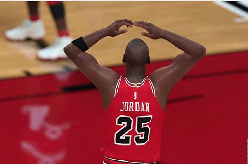 b7291115d6b1 NBA 2k18 Simulation  Could five LeBrons beat five Michael Jordans