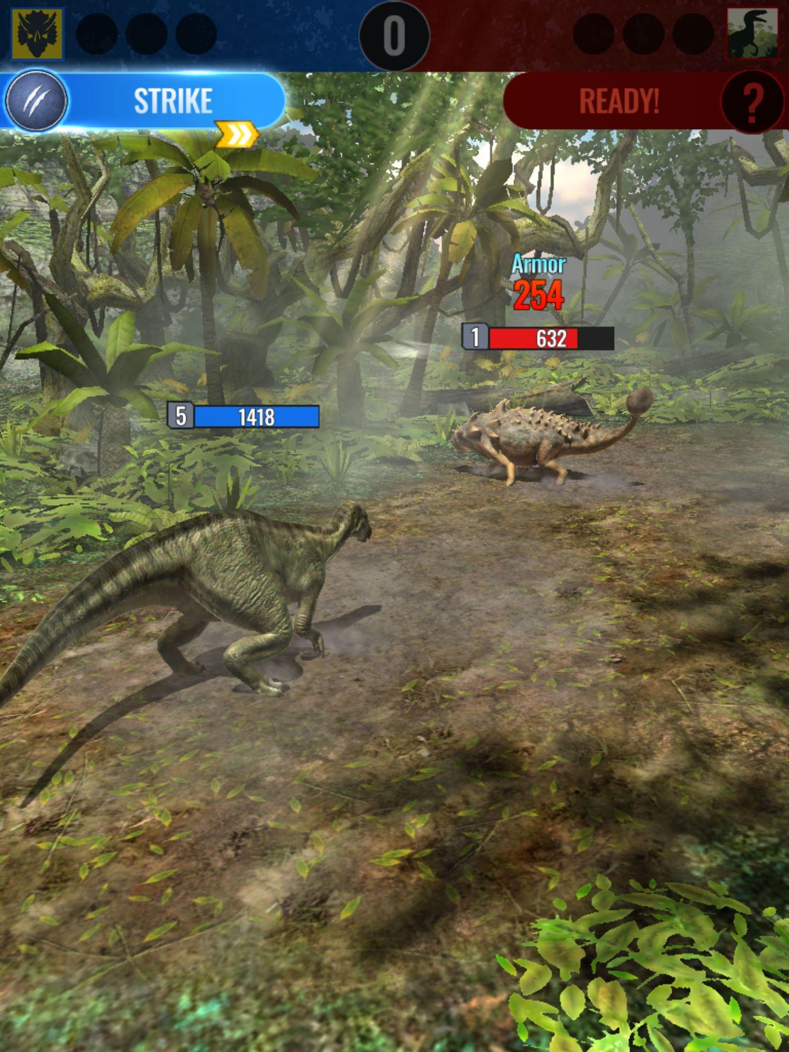 Dinosaurio, juego