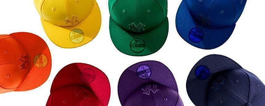 New Era  Color Prism Pack  allows fans to  complete the rainbow  c6705e465852