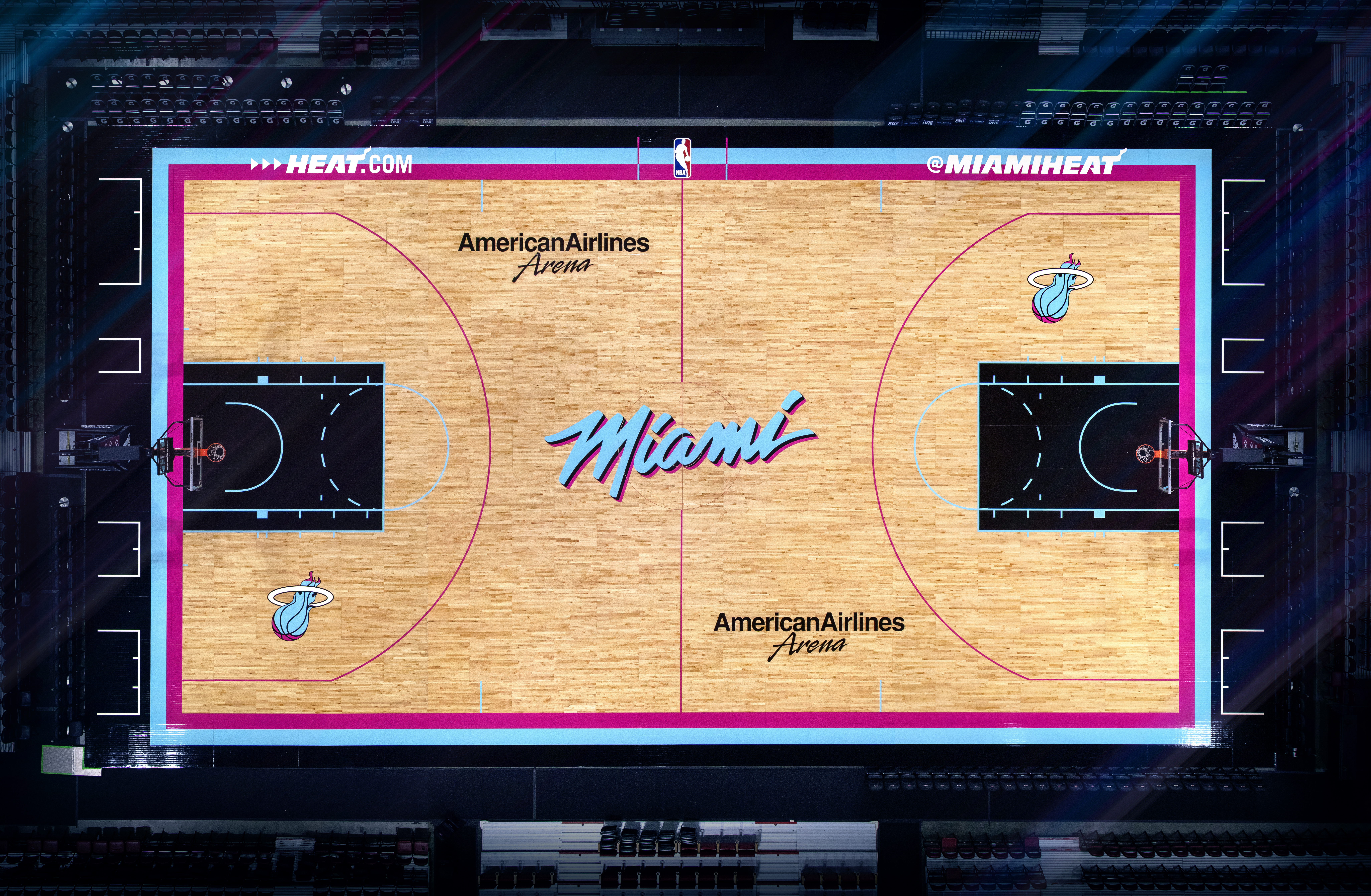 best website 79dd0 3b851 How the Miami Heat created the best NBA jerseys of all time