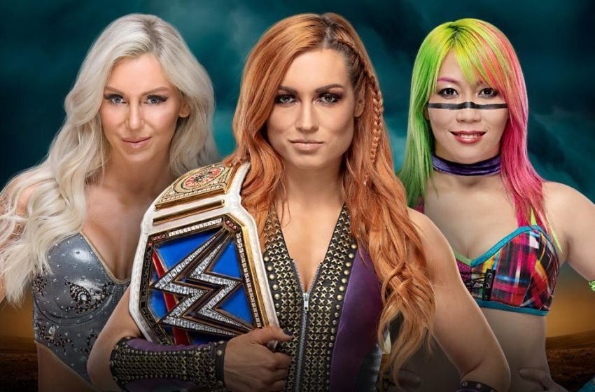 Wwe Tlc 2018 Preview Live Stream Start Time Match Card