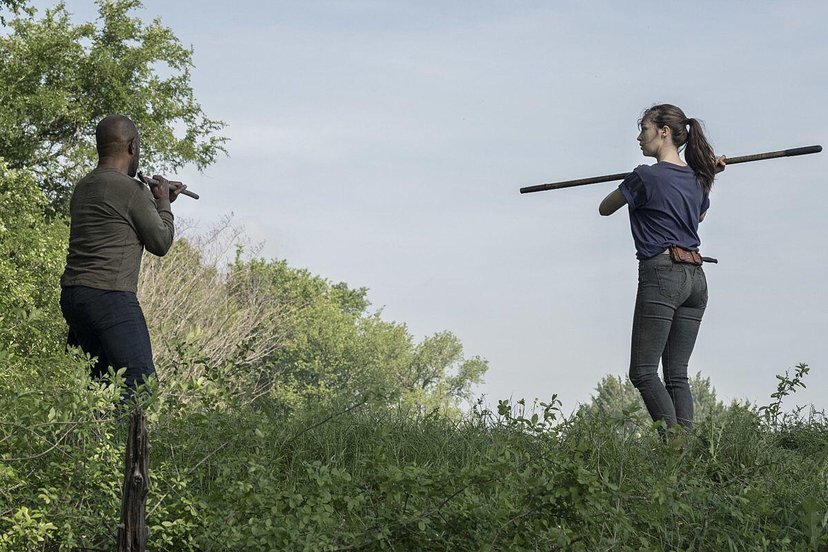 Fear the Walking Dead Season 5 Episode 9 recap: Minefield