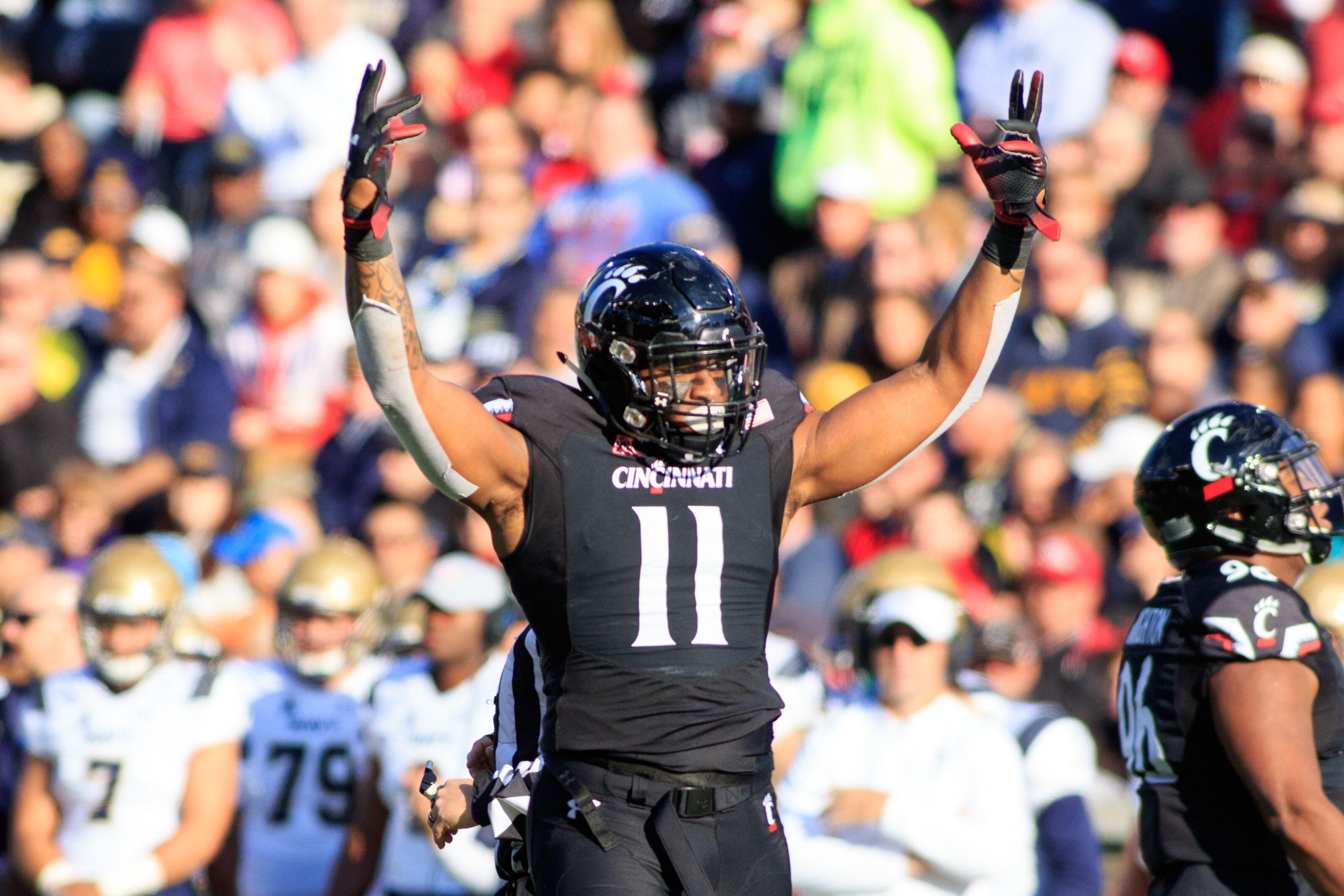 ESPN College Pick Em Picks Week 11 2018: Bank on a Cincy ...