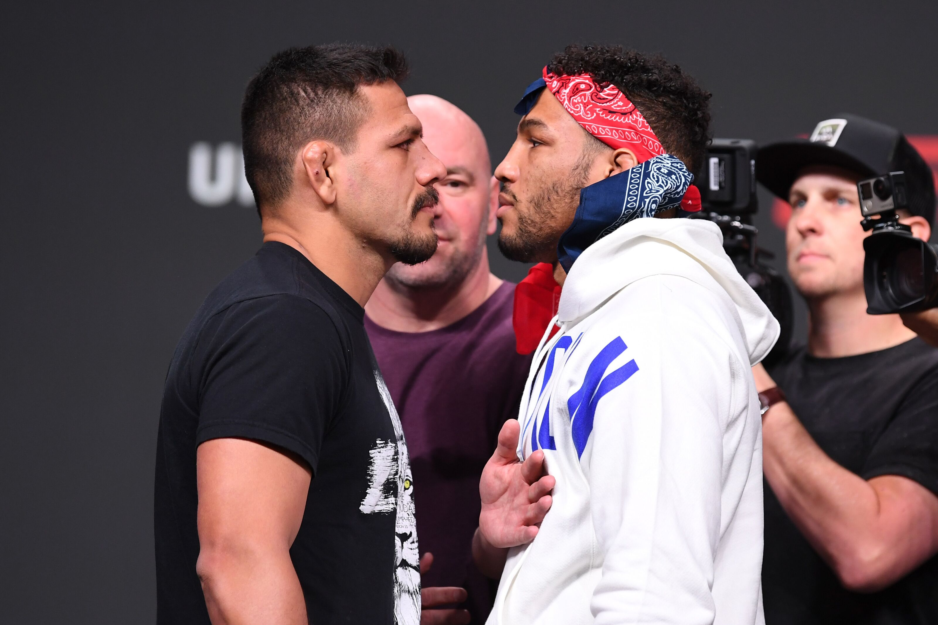 UFC Rochester: Dos Anjos vs. Lee poster is revealed