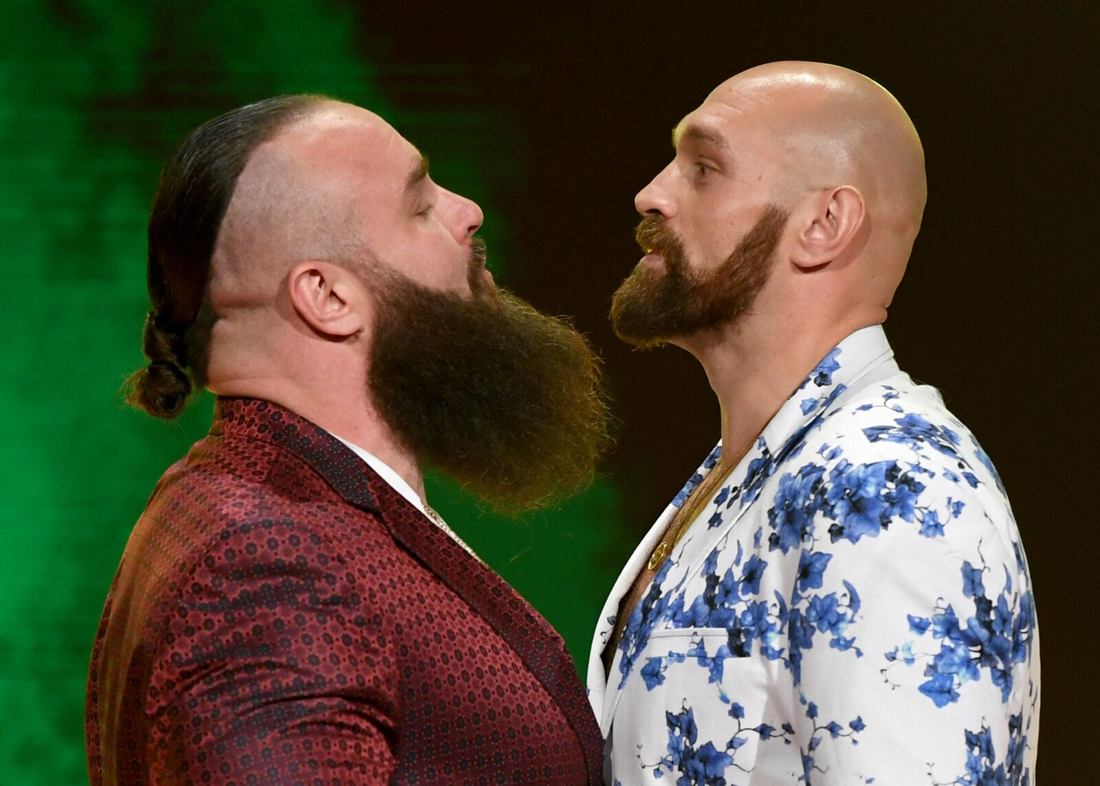 WWE announces two blockbuster matches for Crown Jewel event