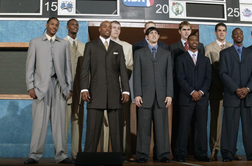Re-draft 2003 NBA Draft