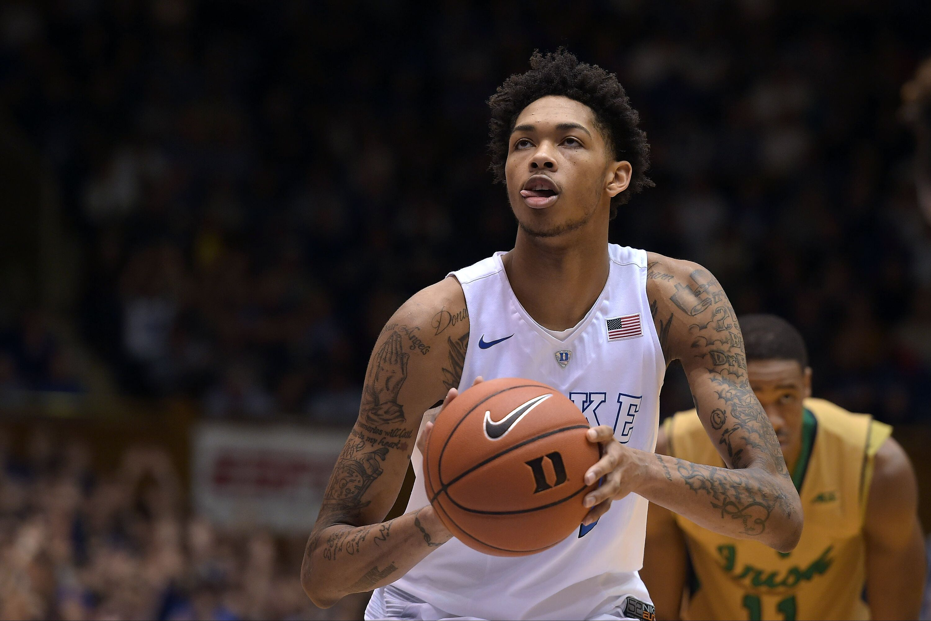 9c2d32bf2c3f Brandon Ingram is using Kobe Bryant s Lakers locker