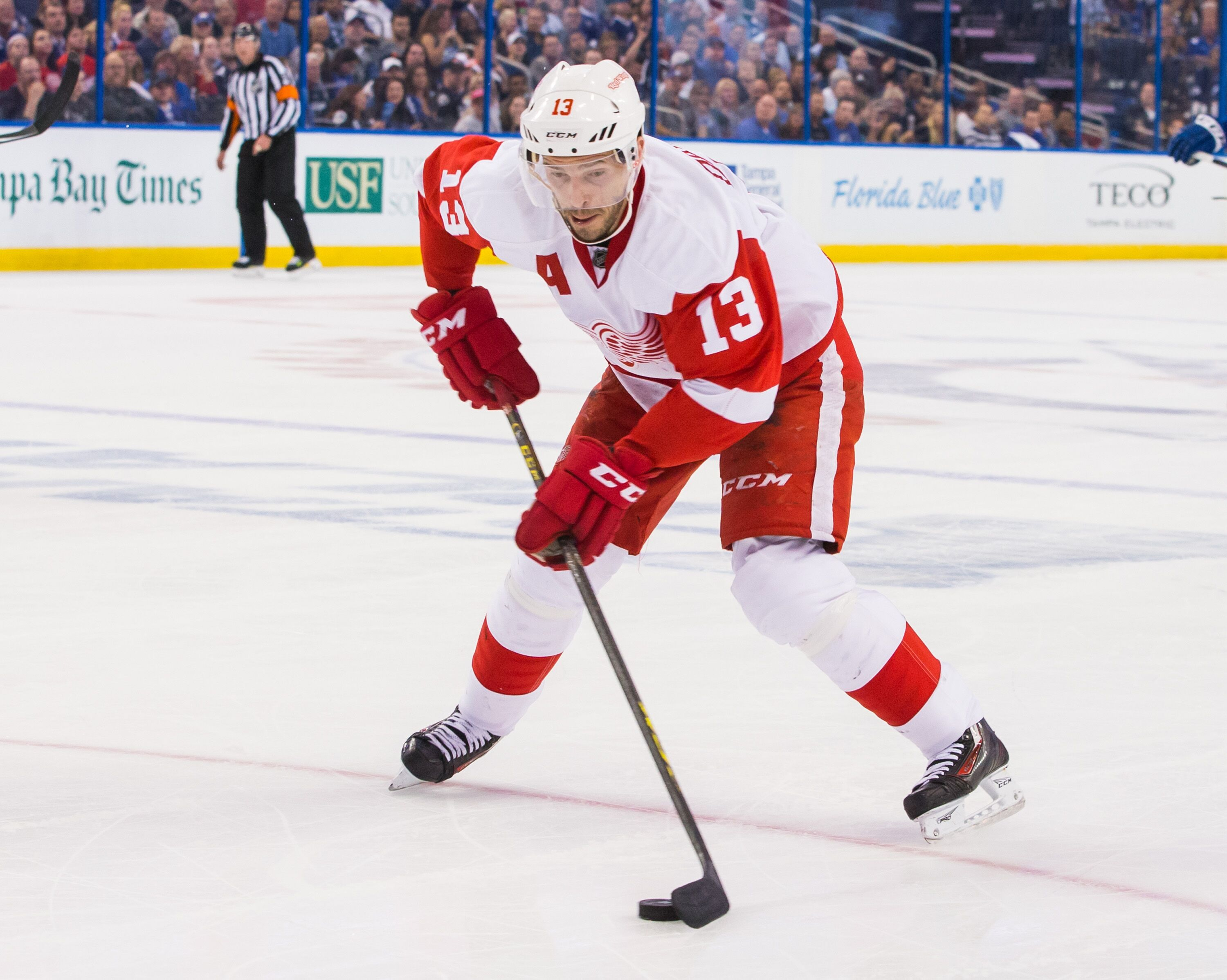 NHL Rumors  Red Wings to trade Pavel Datsyuk to Coyotes  405b00e97