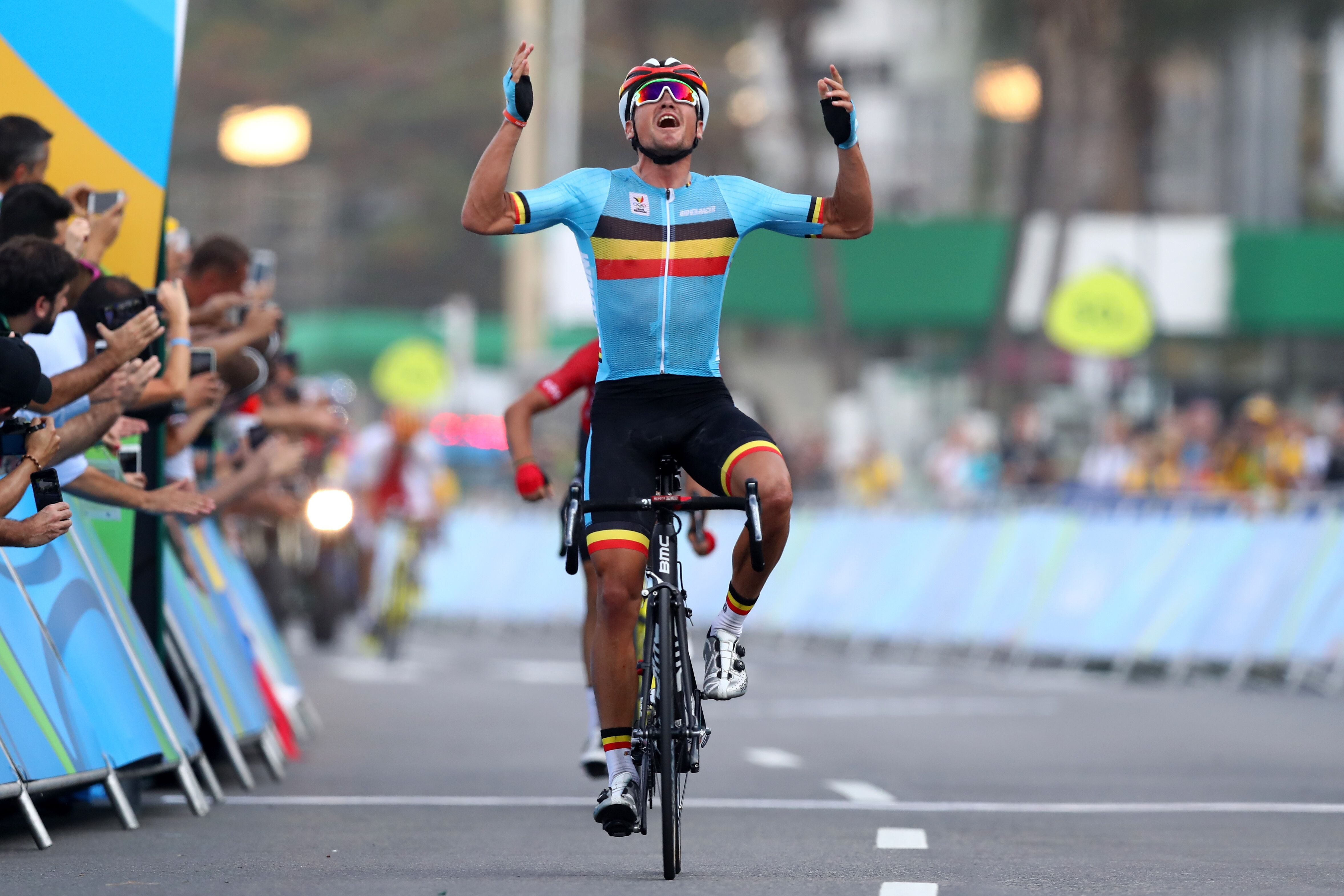 Olympics men s road cycling results  Greg Van Avermaet wins 783eed4a2