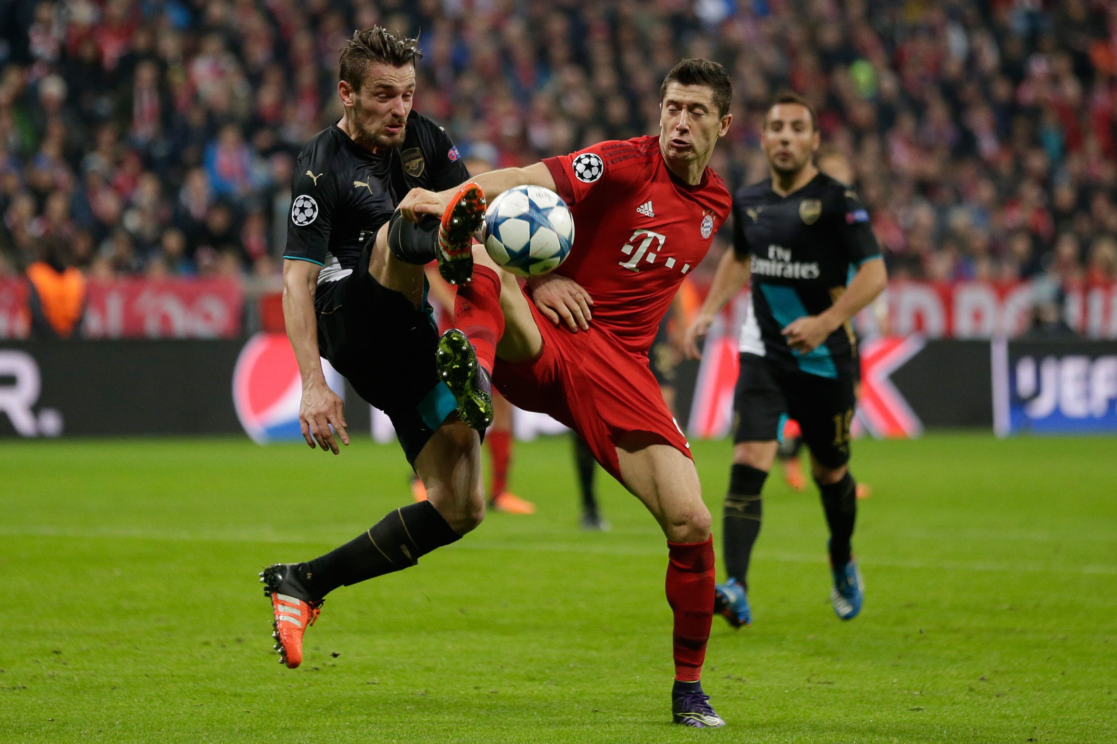 Arsenal Bayern Champions League