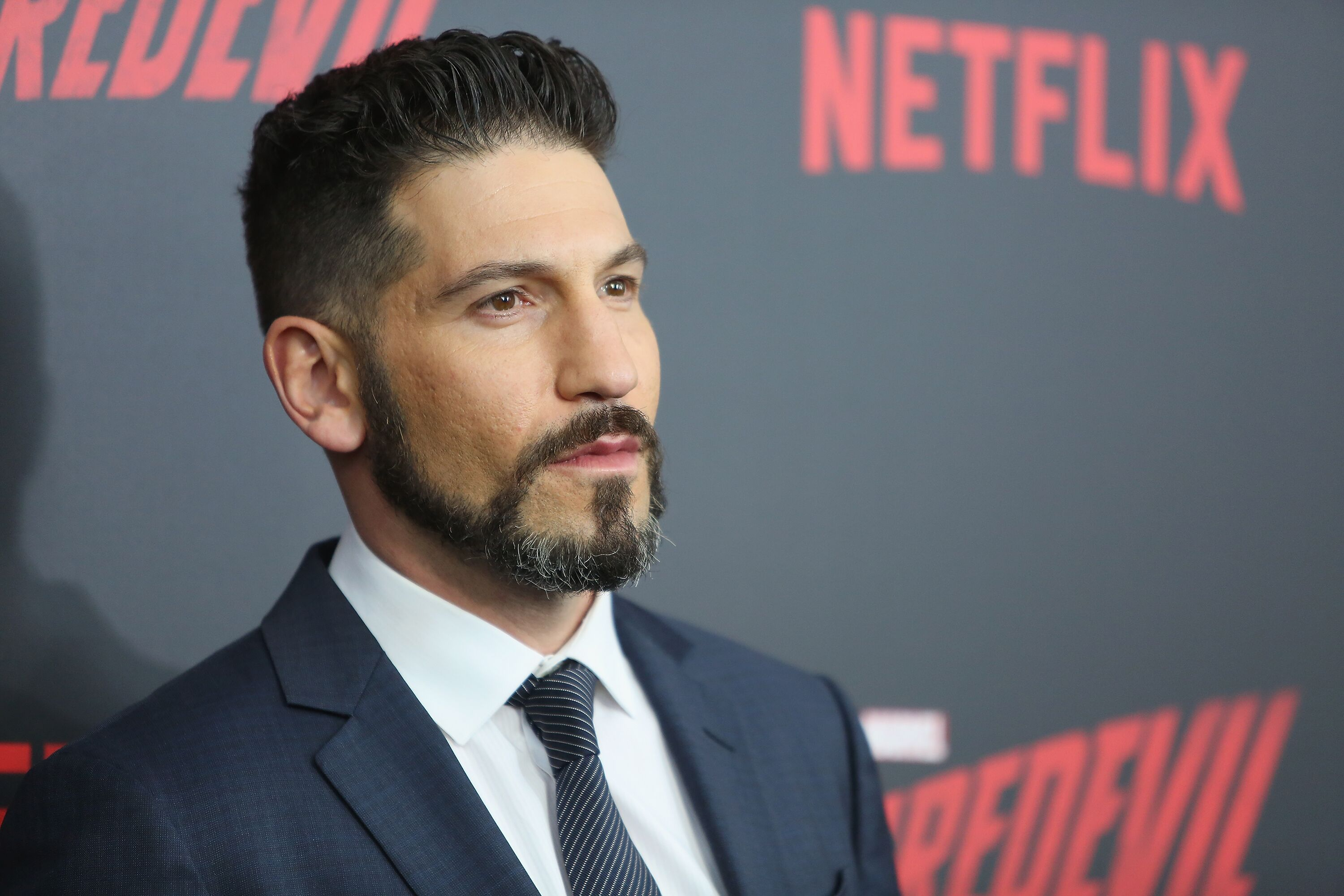 Jon Bernthal teases The Punisher series release date
