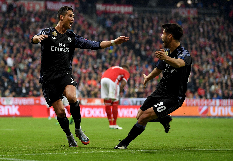 Bayern Real Highlights
