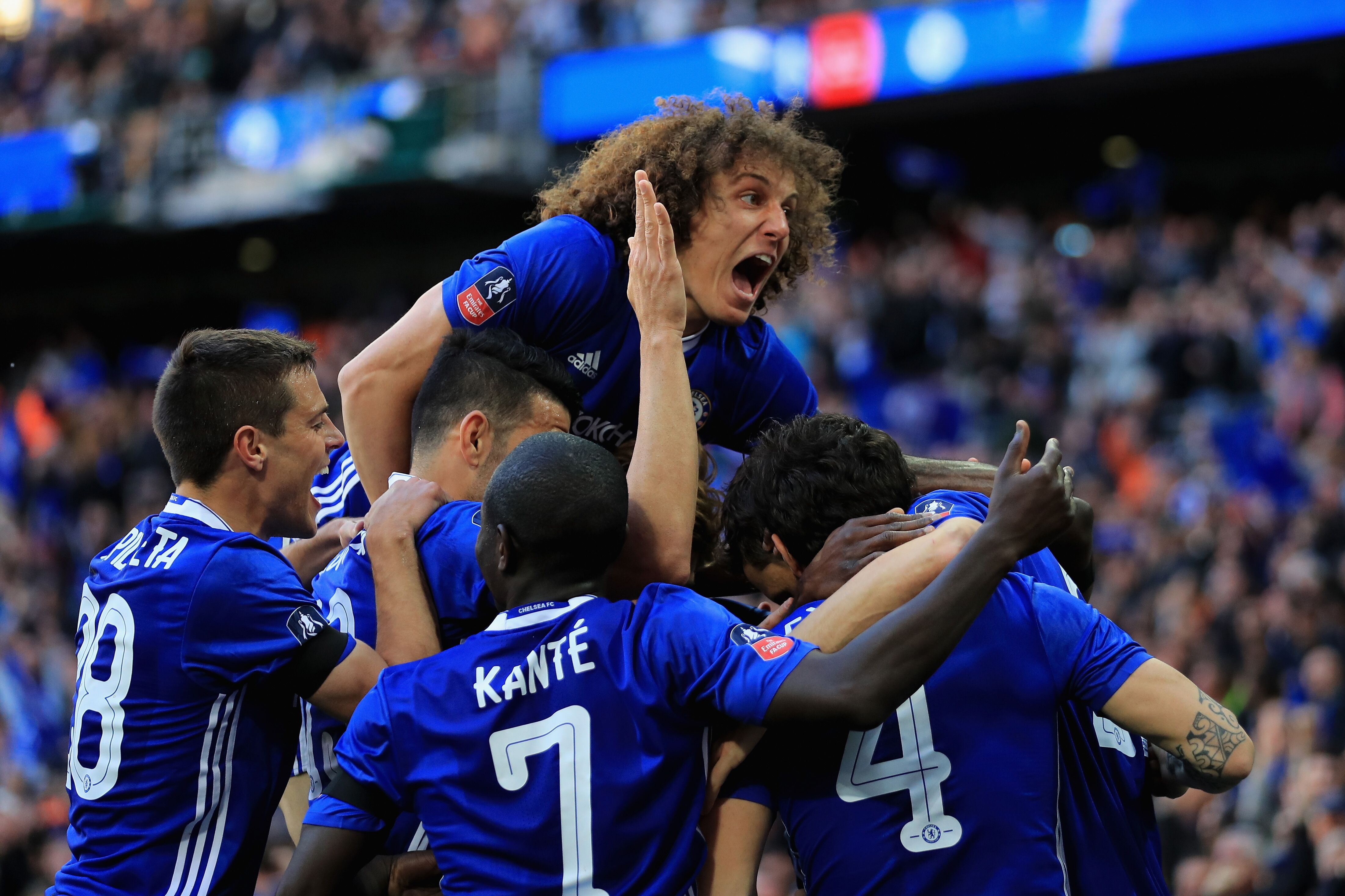Chelsea Spurs Score