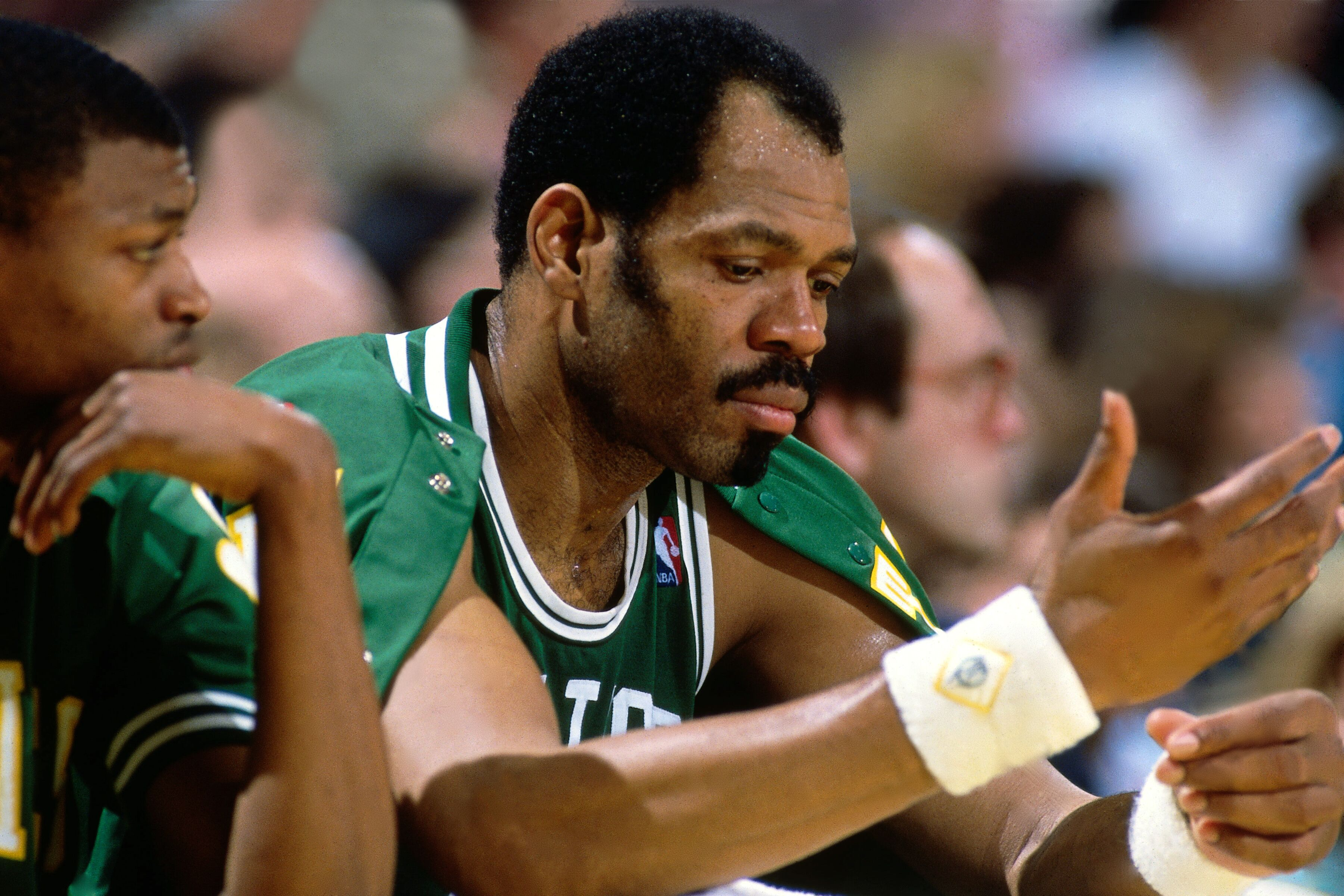 Selecting the 10 greatest mustaches in NBA history Page 3