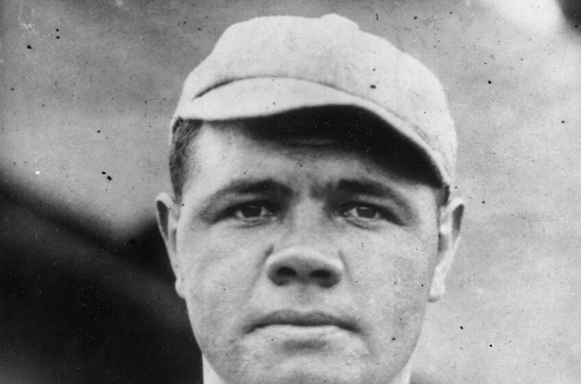 a history and biography of george herman ruth an american baseball player Legendary baseball player babe ruth went through several events professional baseball player babe ruth was born george herman ruth jr babe ruth biography.