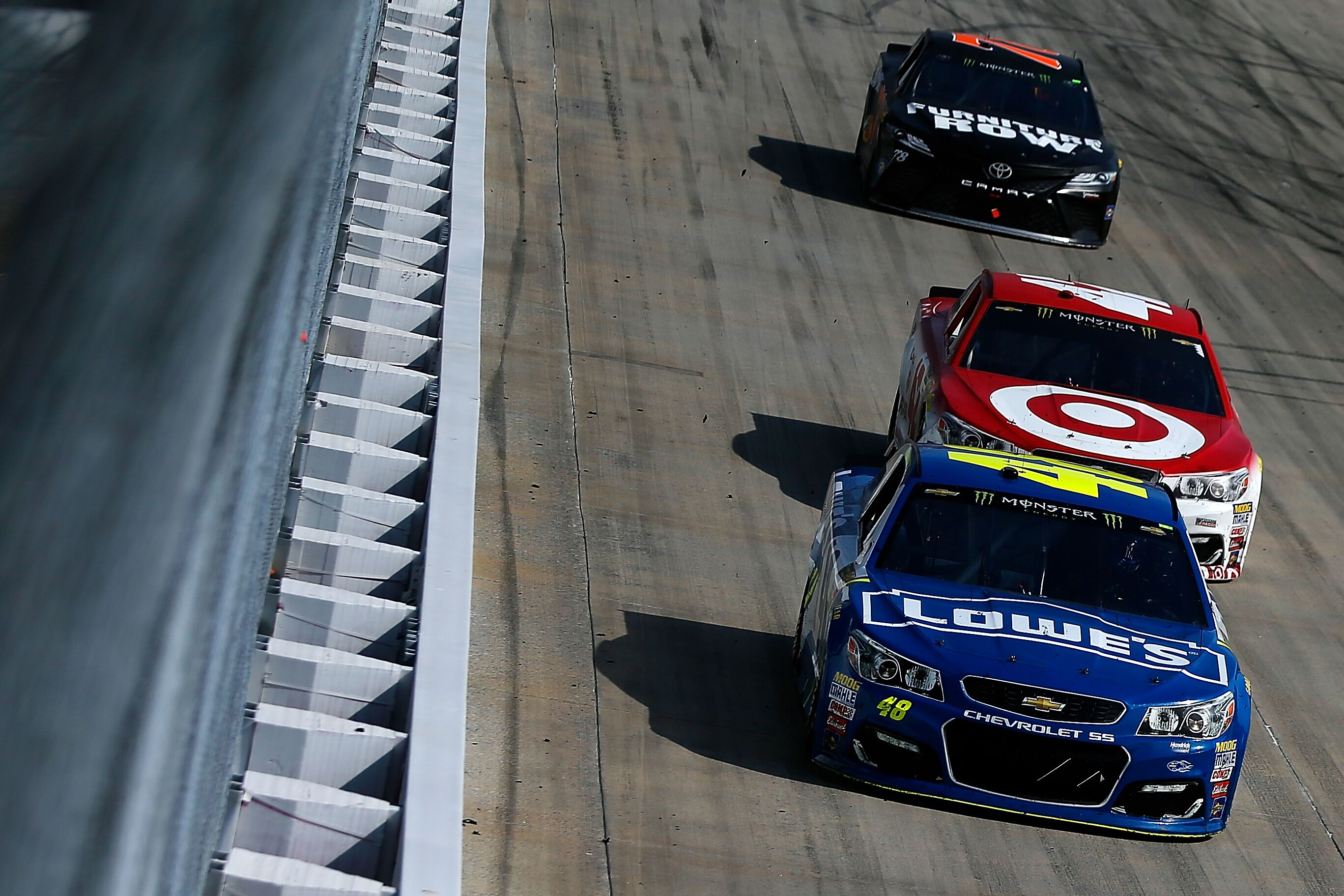Monster Energy NASCAR Cup Series Playoffs Whos In Whos Out