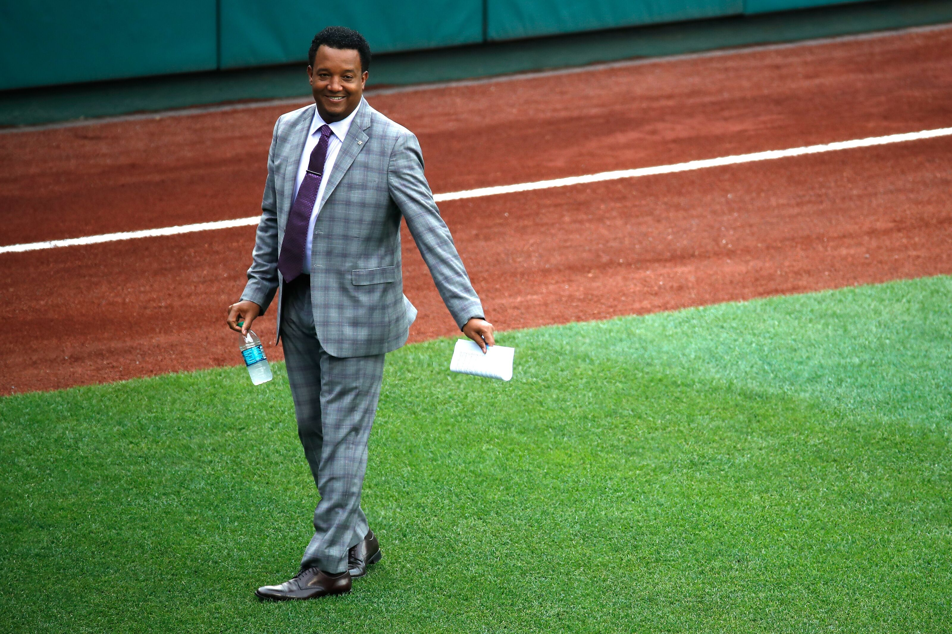 Pedro Martinez is not impressed with Yankees