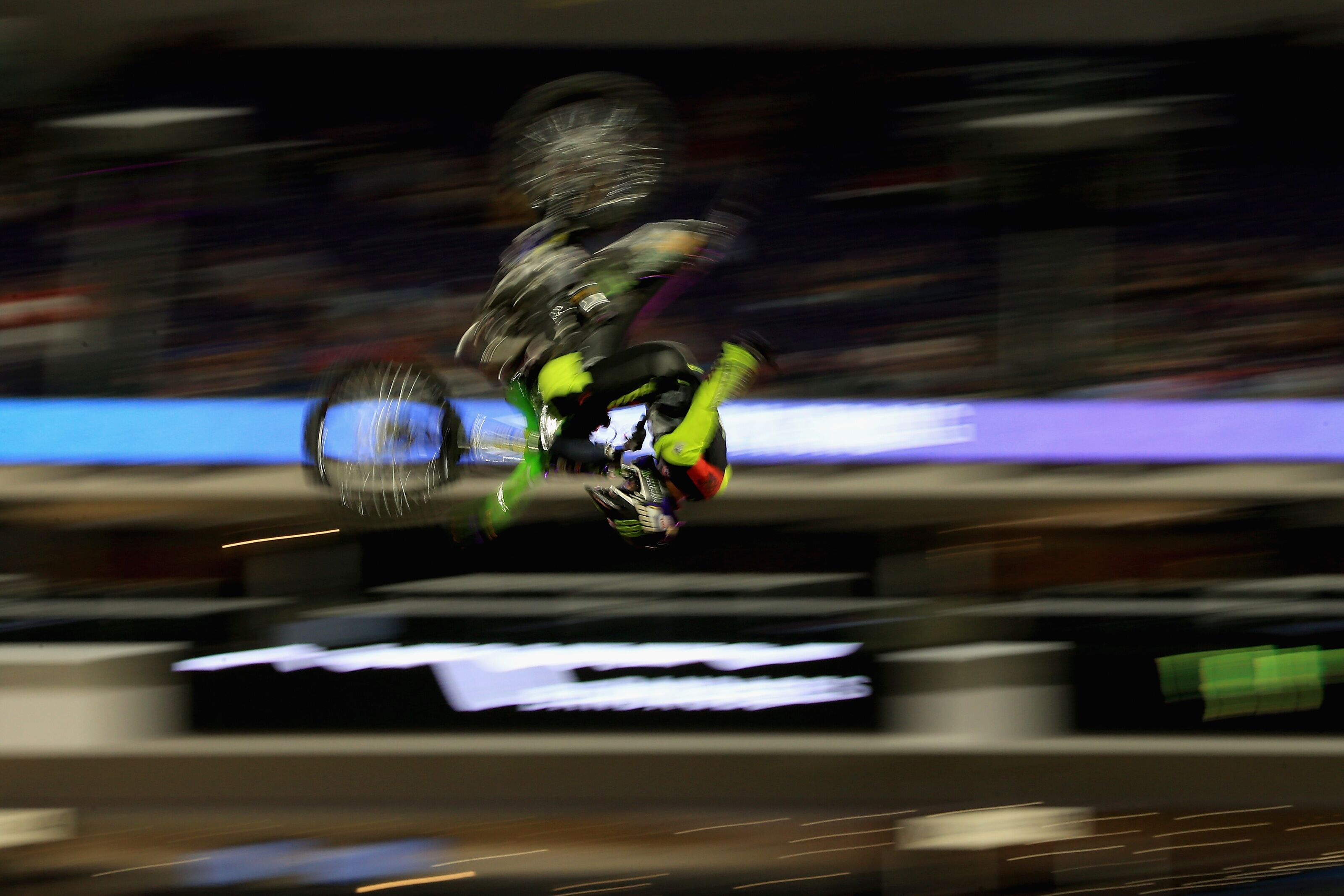 Jackson Strong takes home record-breaking fourth moto x best