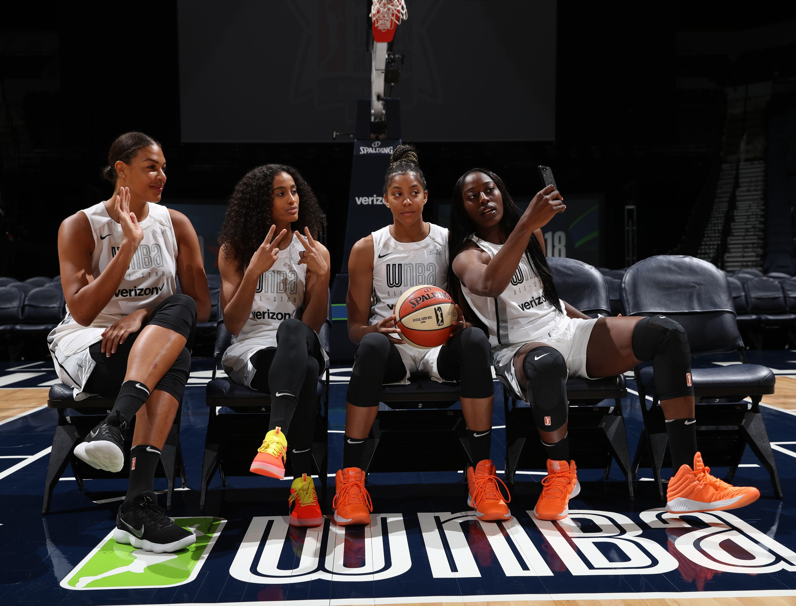 269675fd256 PUMA strikes official footwear sponsorship deal with the WNBA
