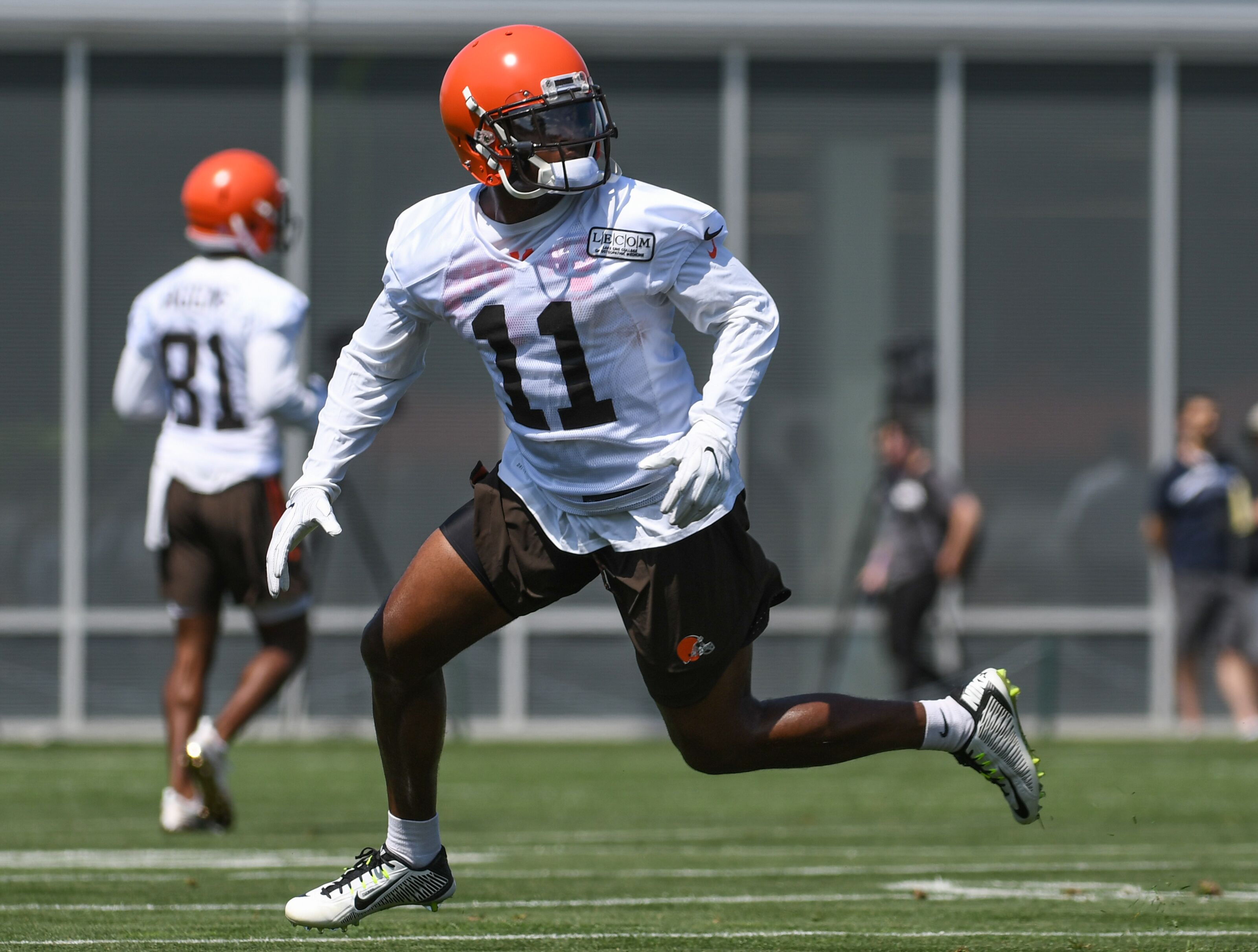 Browns are putting a lot of faith in Antonio Callaway - NFL News 49840f134