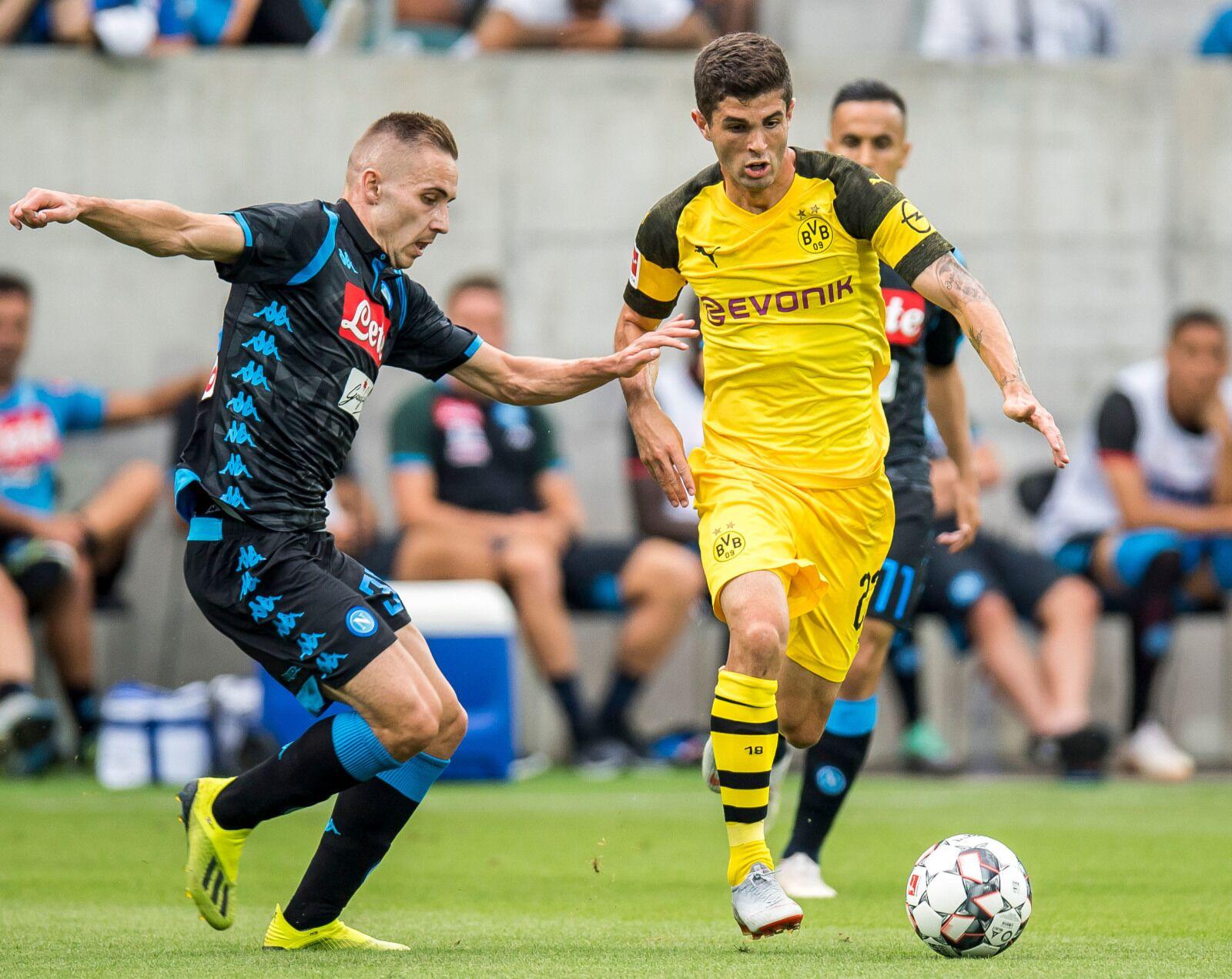 Borussia Dortmund Vs Nurnberg Live Stream Watch Bundesliga Online