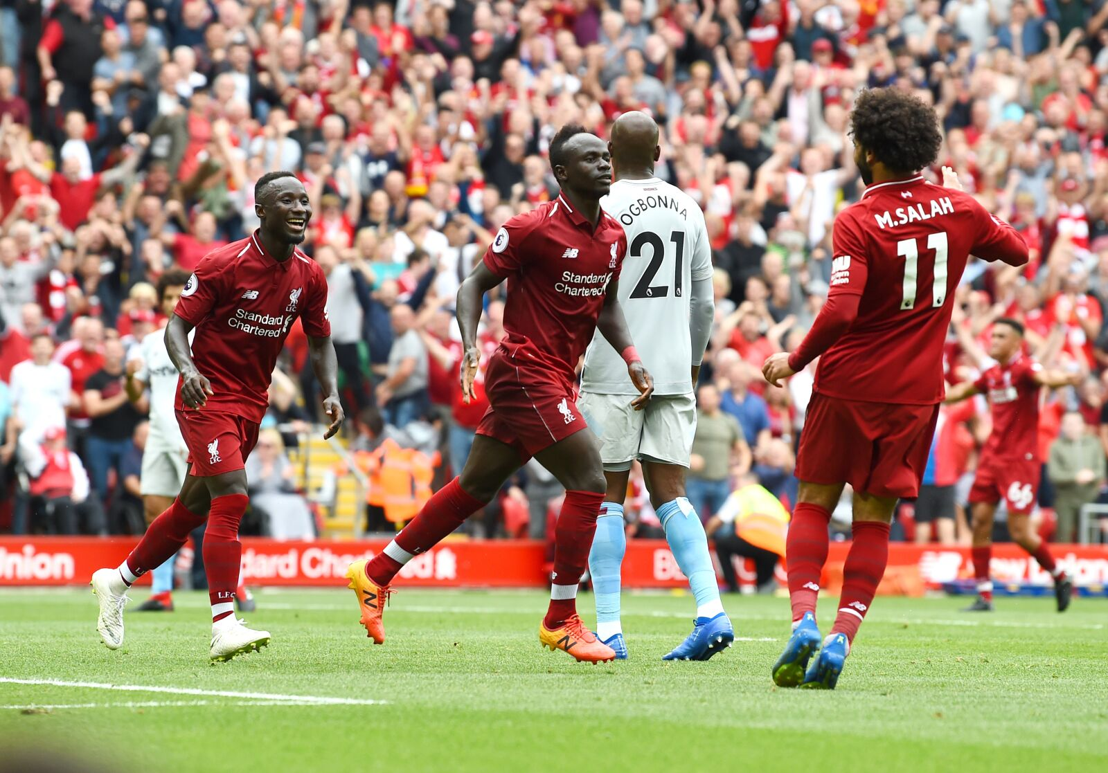Liverpool looks dominant against West Ham: 3 things we learned