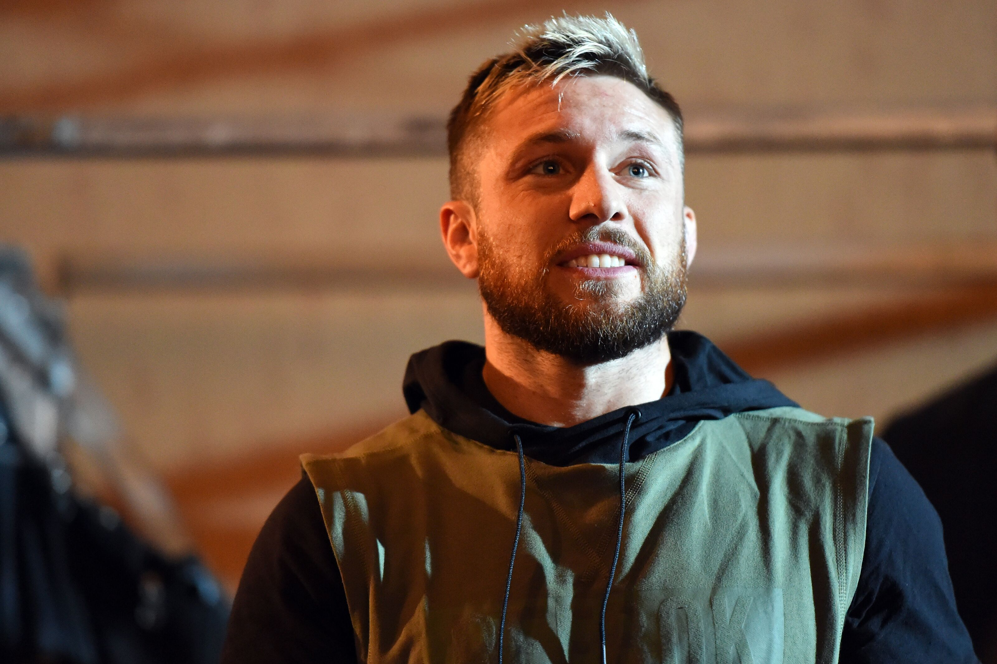 PFL's Lance Palmer: 'The wrestling mentality is always going to be instinct to me'
