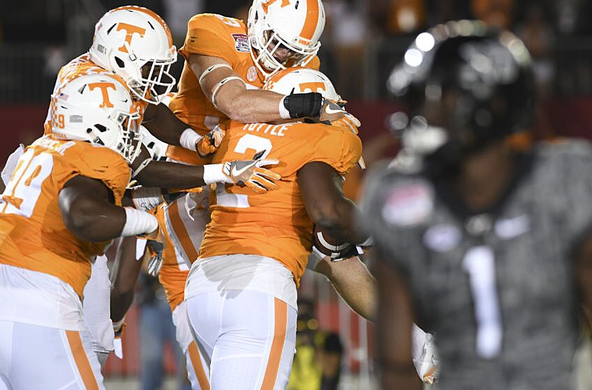 Tennessee Football 2017 Projected Vols Depth Chart