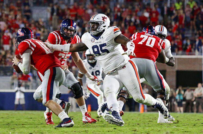 the latest 42b29 c1c63 2019 NFL Draft: Minnesota Vikings 7-round mock selections ...