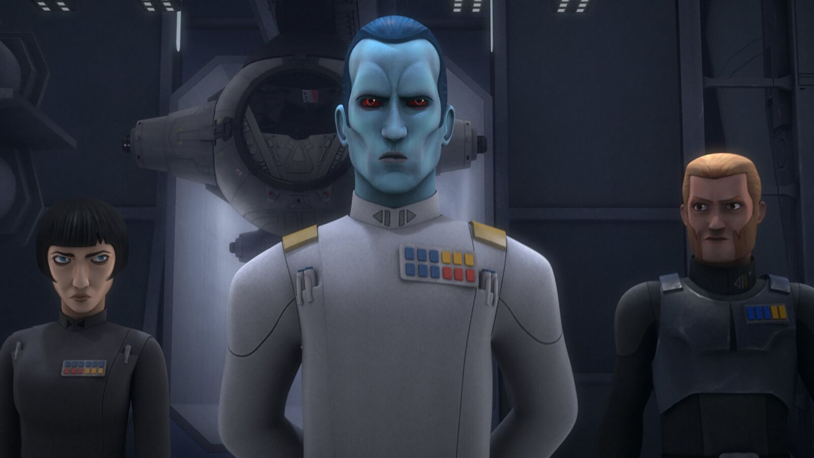 Star Wars: Thrawn's story isn't finished yet