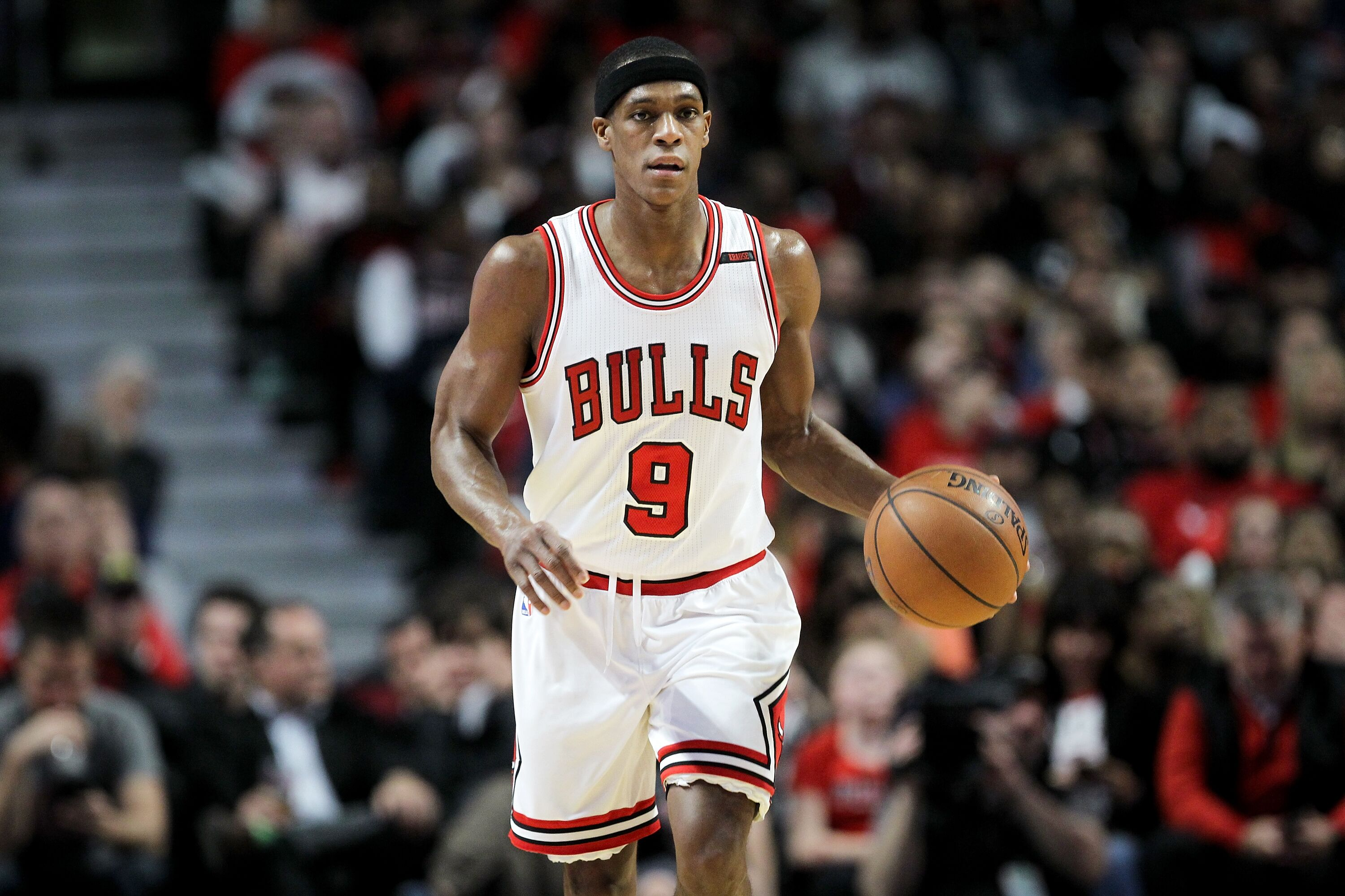5baf67e3411d NBA Free Agency rumors  Knicks and Rajon Rondo have mutual interest