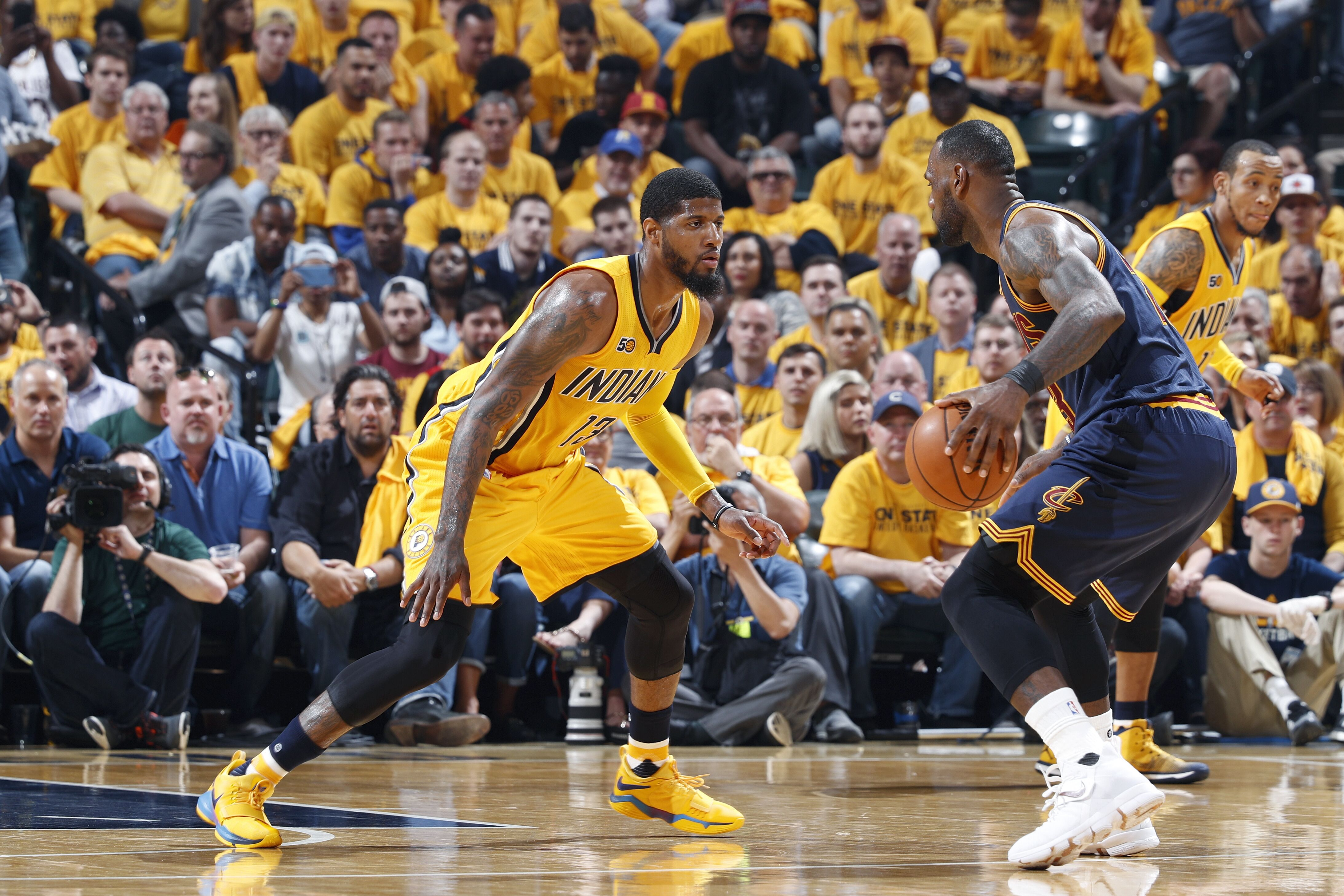 NBA Schedule 2017-18: When does Paul George play the Pacers?