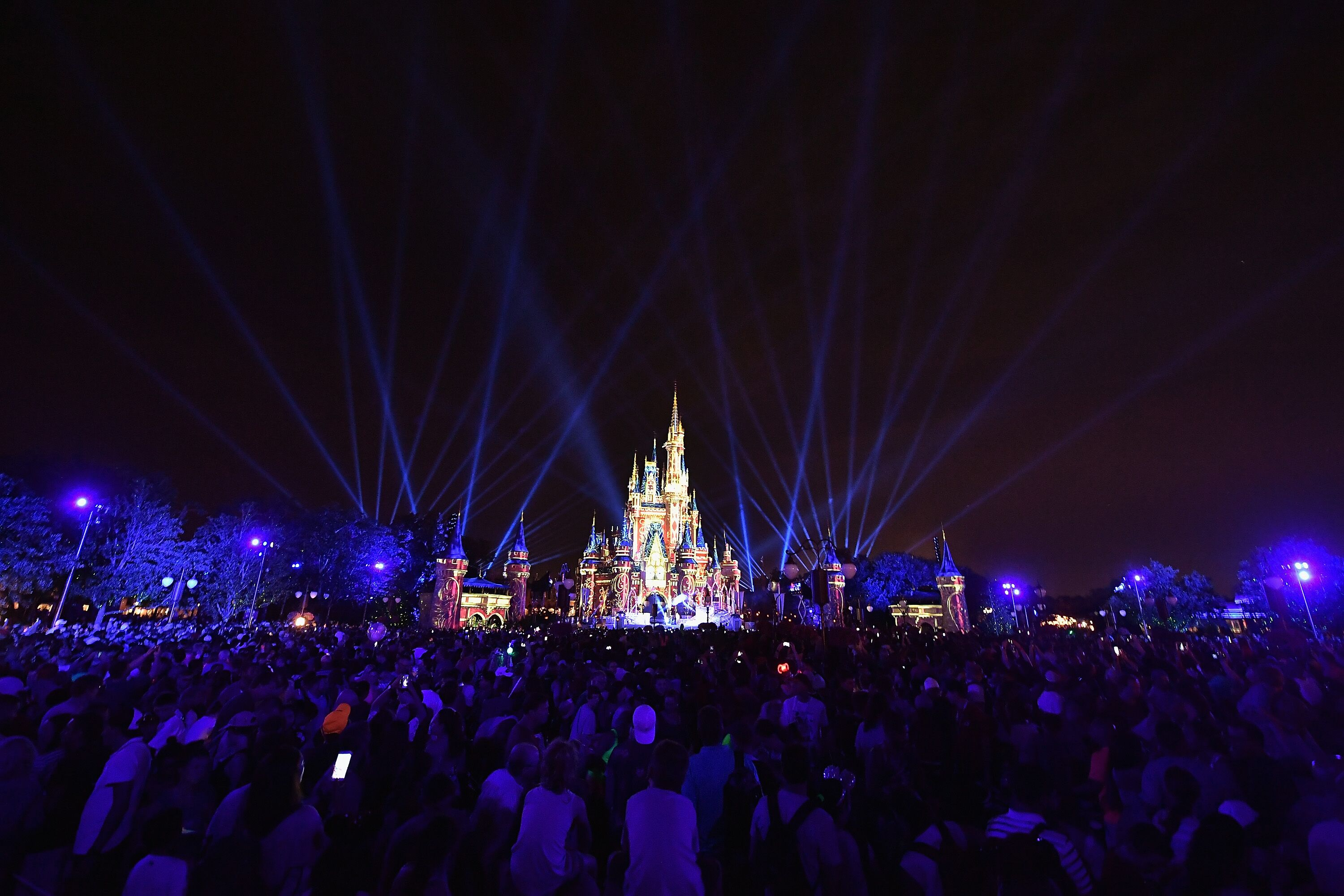 Disney World tickets don't go on sale often, but they are right now