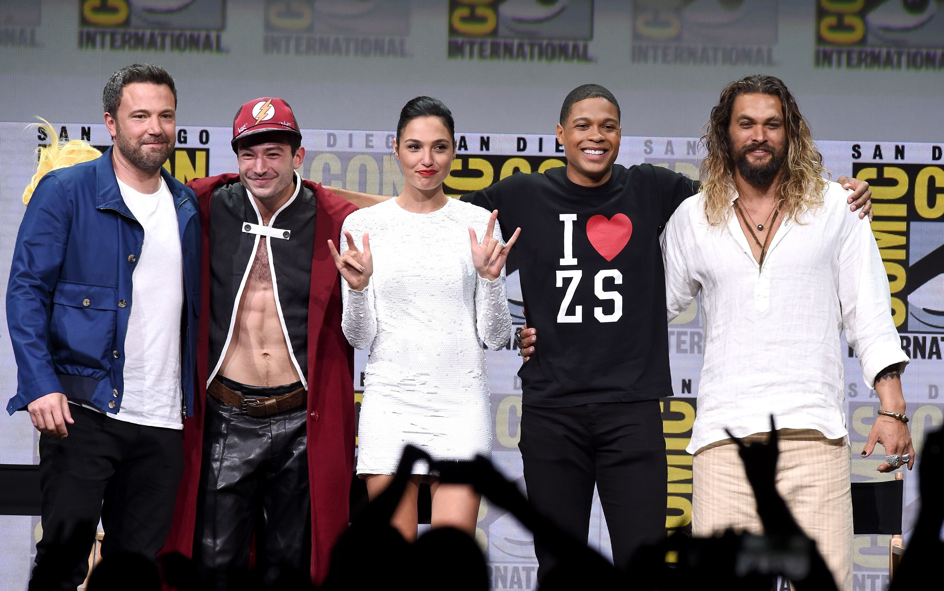 Comic-Con 2017: Watch all the movie trailers that debuted in San Diego