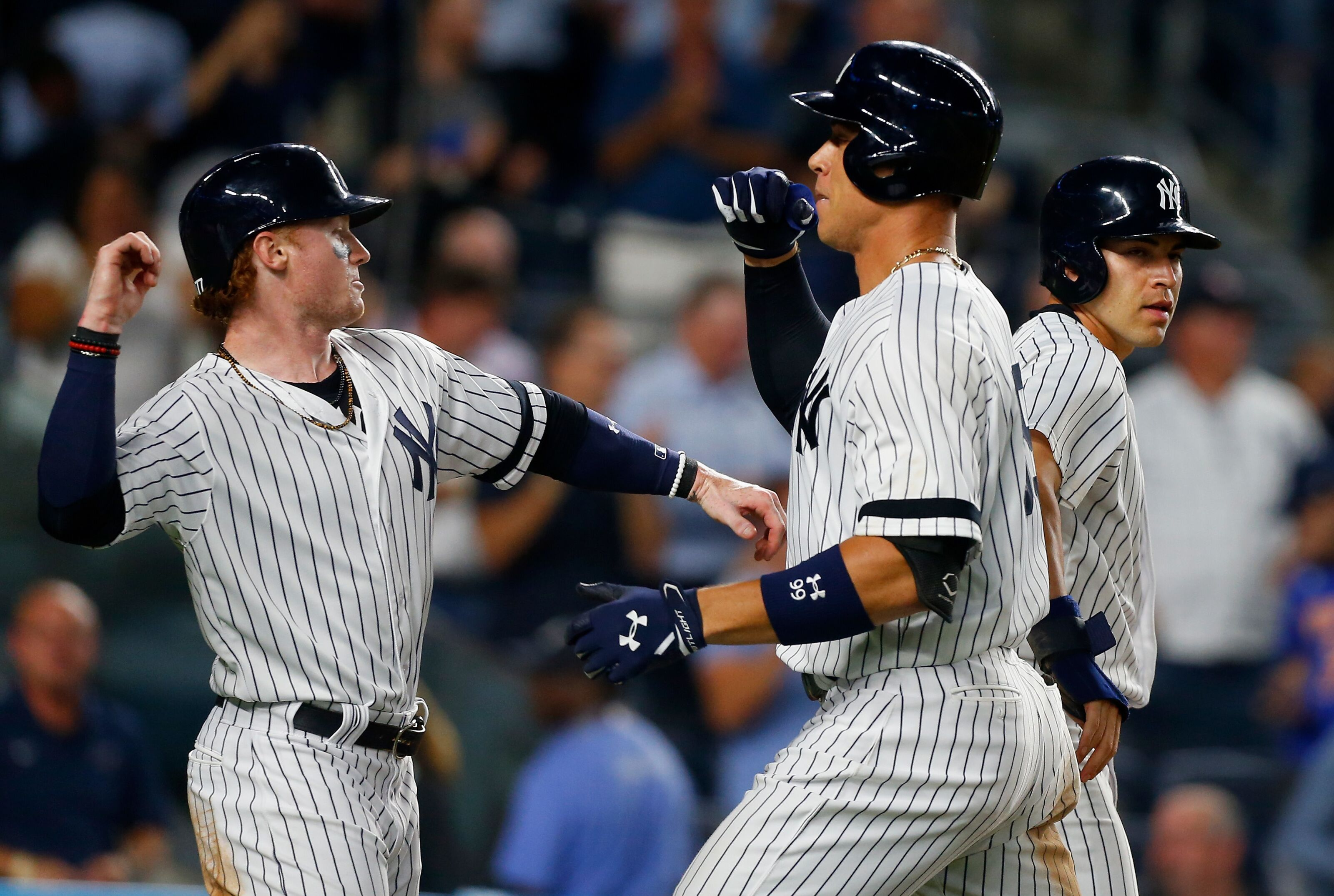 9b84425c3 Clint Frazier has been just what the Yankees needed