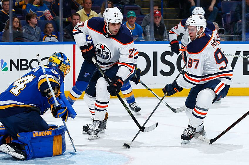 be59bfb1c Milan Lucic wasn t meant for the Edmonton Oilers