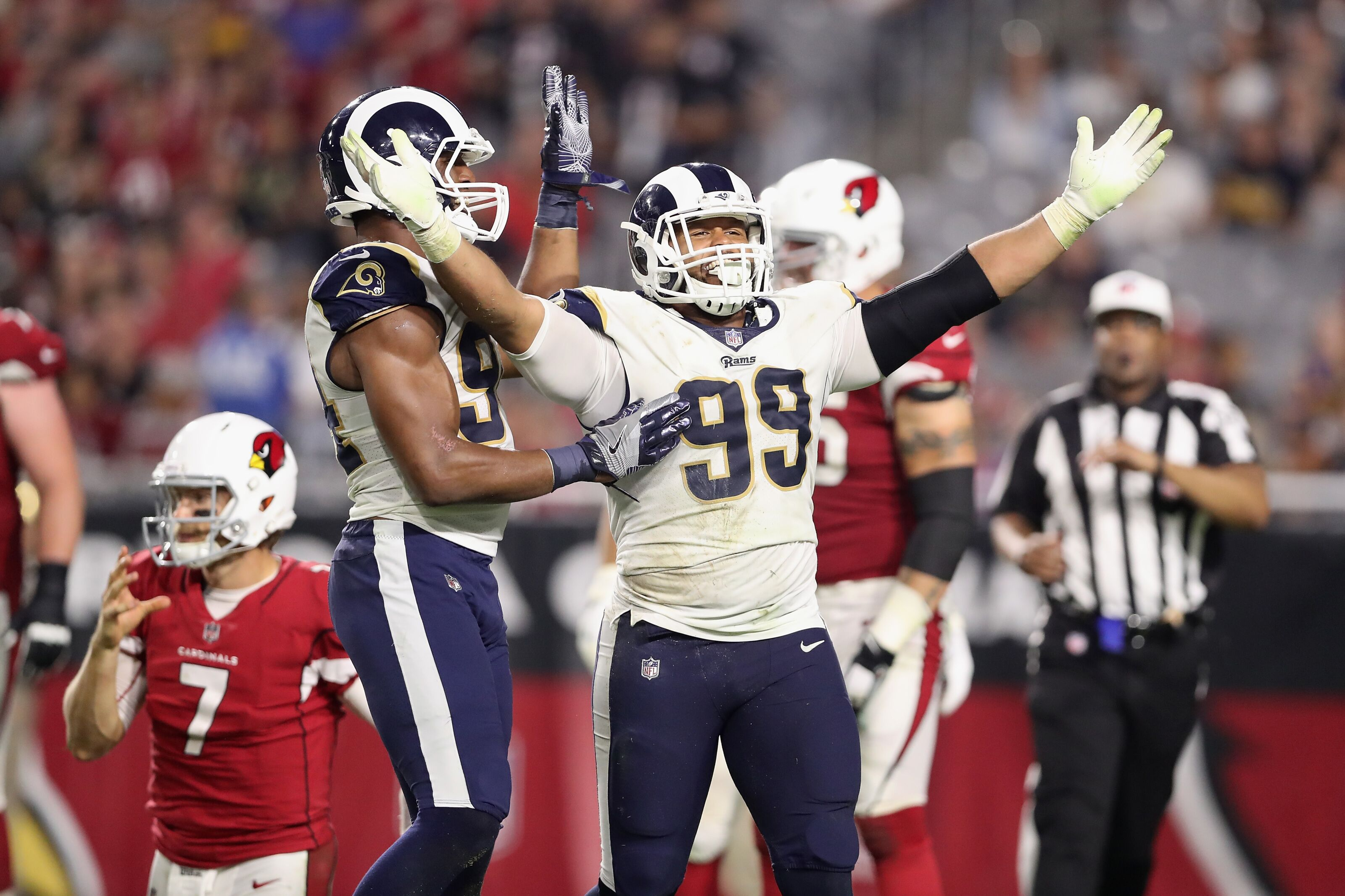 Rams Need To Pay Aaron Donald The Money He Deserves