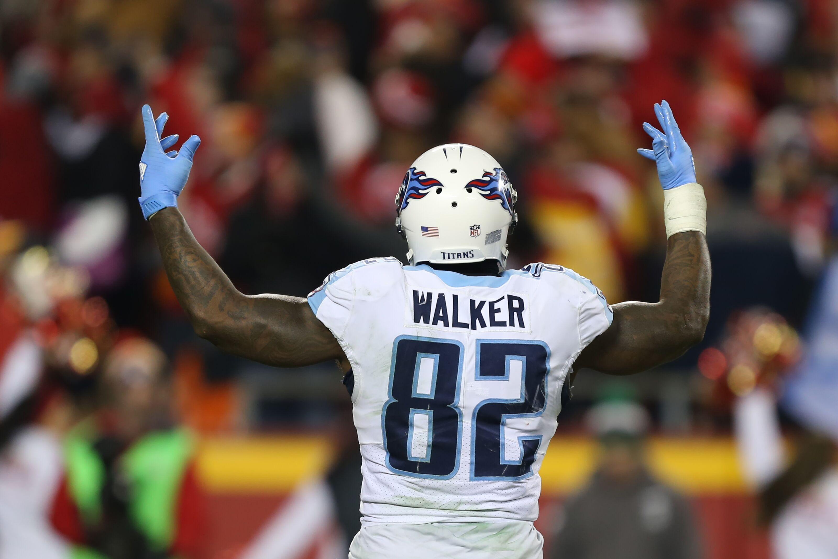 Tennessee Titans offense will enjoy understated return of Delanie Walker