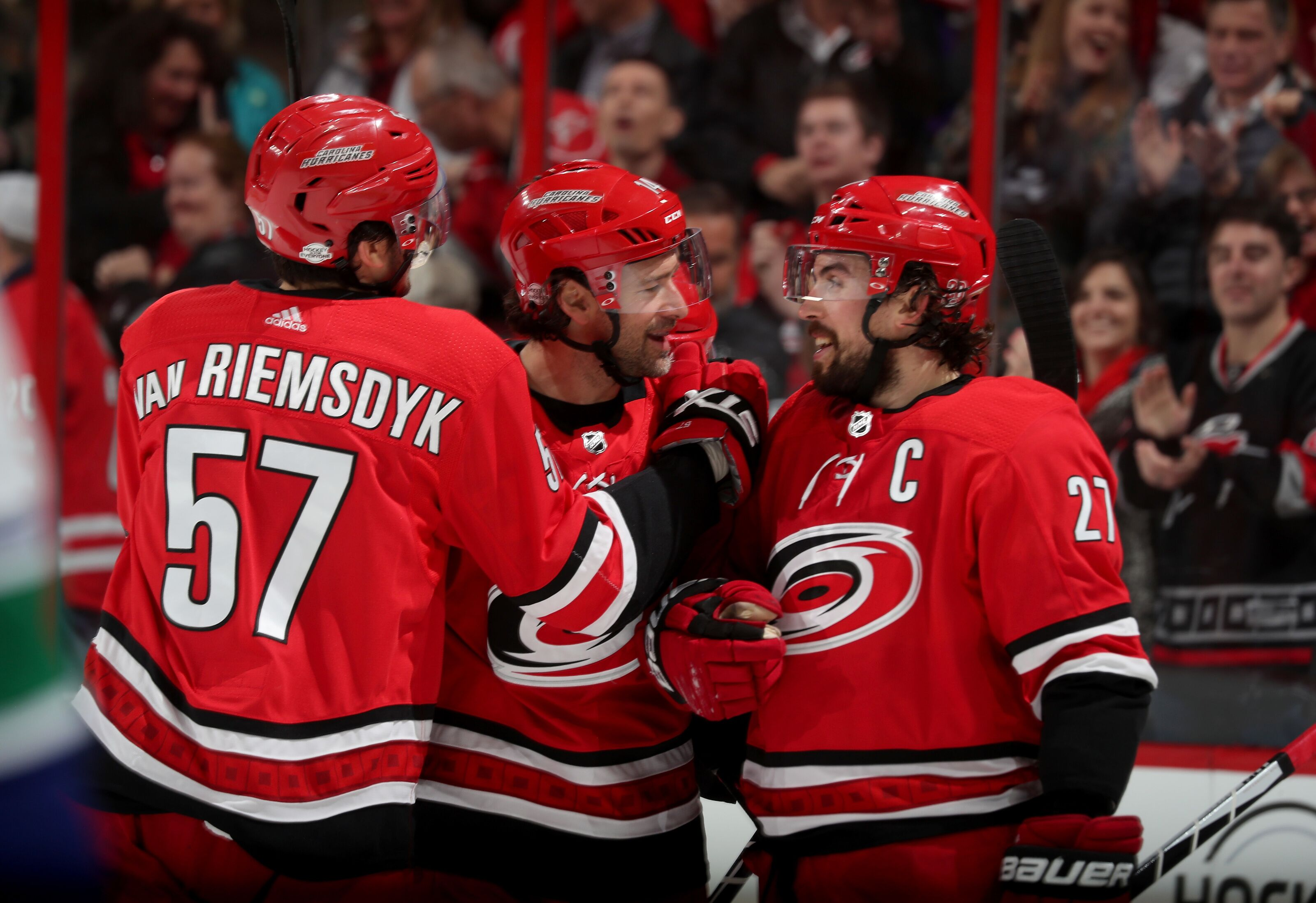 8116deaa0 Carolina Hurricanes right to potentially blow up roster