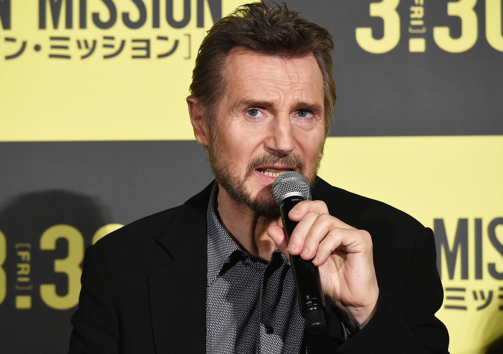 Liam Neeson to play revenge-bent snowplow driver in his next